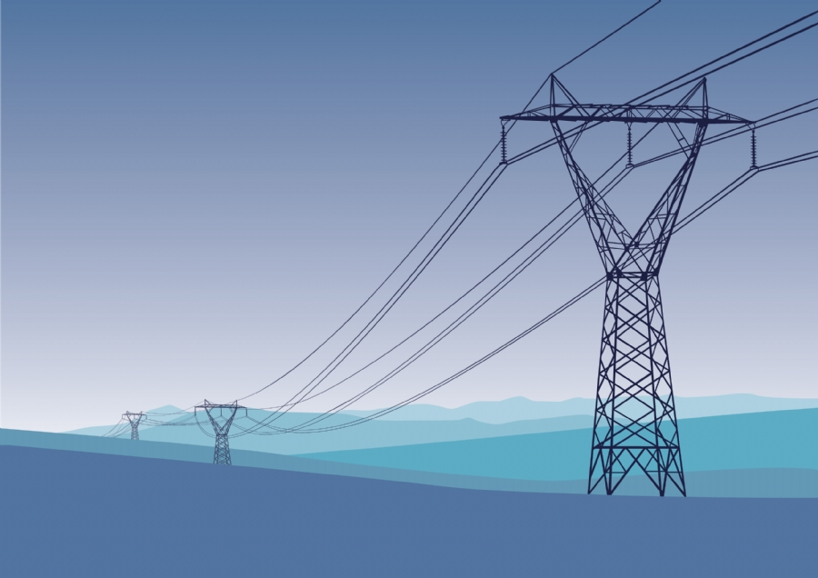 Balkanlarda elektrik iletim sistemi AB`ye bağlanıyor
