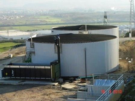 Samsun`da çöpten elektrik tesisi büyütülüyor