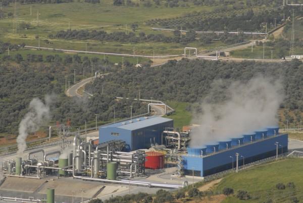 İzmir'de jeotermal kaynak arama ihalesi