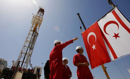 TPAO Kıbrıs'ta petrolün izini buldu