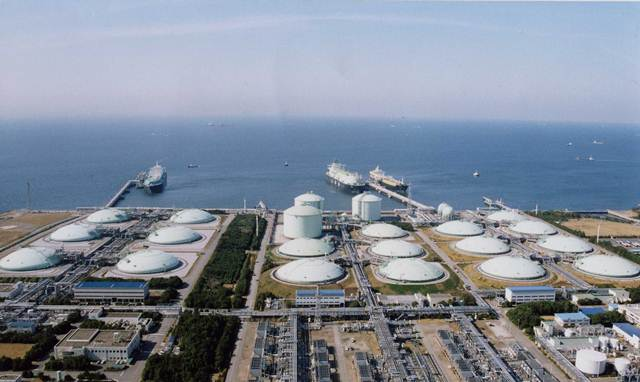Katarlılar Saroz`a LNG terminali kuracak