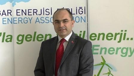 Ataseven: TÜREK 2015 rüzgar başvurularına kilitlenecek