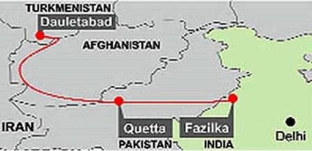 Türkmenistan TAPİ projesi için start verdi