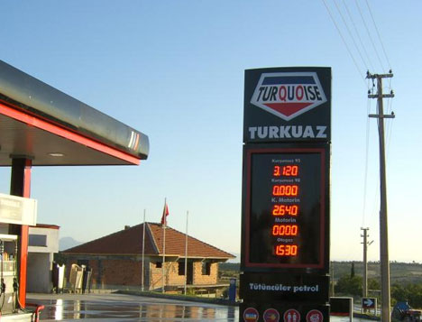 Turkuaz Petrol`e LPG dağıtıcı lisansı