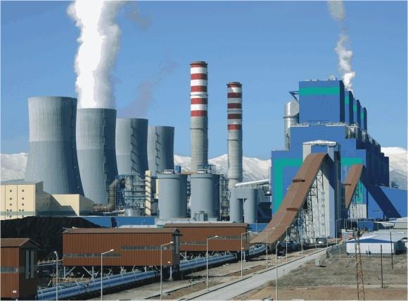 Zonguldak`a 160 MW`lık DETES-1 Entegre Termik Santrali