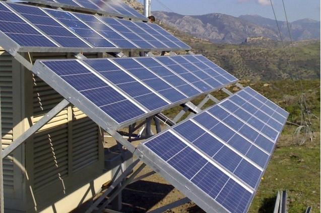 Aksu Enerji GES`te 4 MW`ye ulaşacak