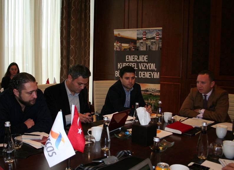 Turcas: İsrail gazına talibiz