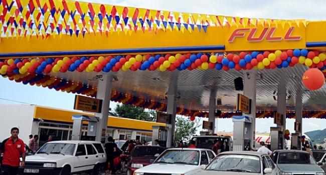 Full, akaryakıt istasyonlarını Lukoil`e kiralıyor!