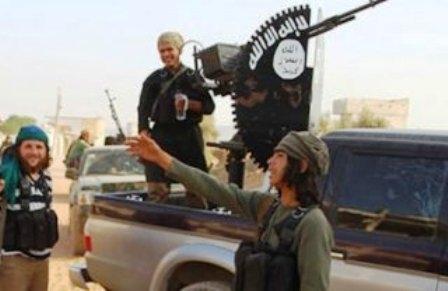 İŞİD Arap gaz boru hattına saldırdı
