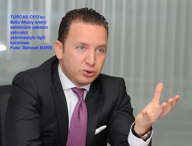 Aksoy: Enerji sektörü 2-3 yılda anca toparlanır