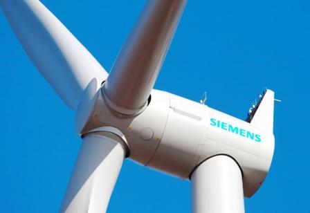 Siemens, Finlandiya`dan ilk rüzgar siparişini aldı