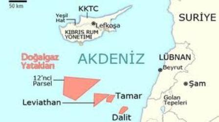 ABD Doğu Akdeniz gazına TR`nin müdahil olmasını istiyor