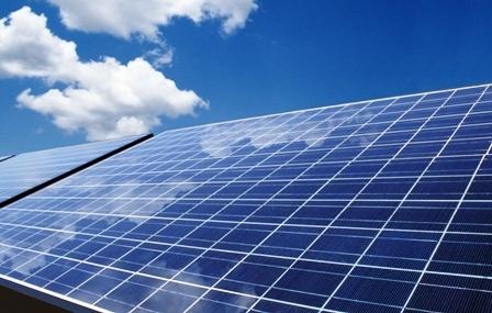 Tübitak işbirliği ile güneş paneli üretildi