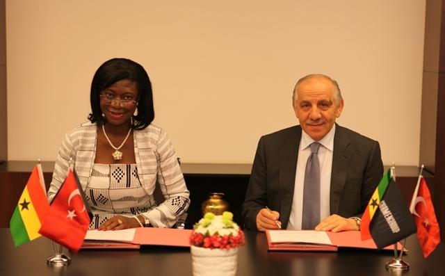 Remzi Gür, Gana`da enerji yatırımı yapacak