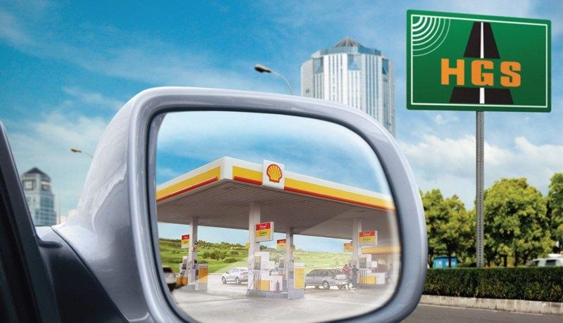 Shell'den 7 gün 24 saat HGS hizmeti