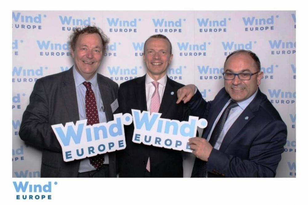 Avrupa Rüzgar Enerjisi Birliği yeni isim ve logo ile yenilendi