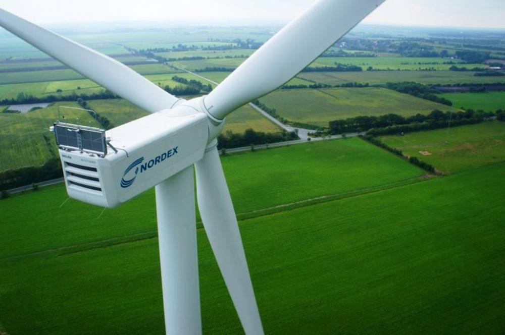 Dünyanın en uzun rüzgar türbini Finlandiya'da