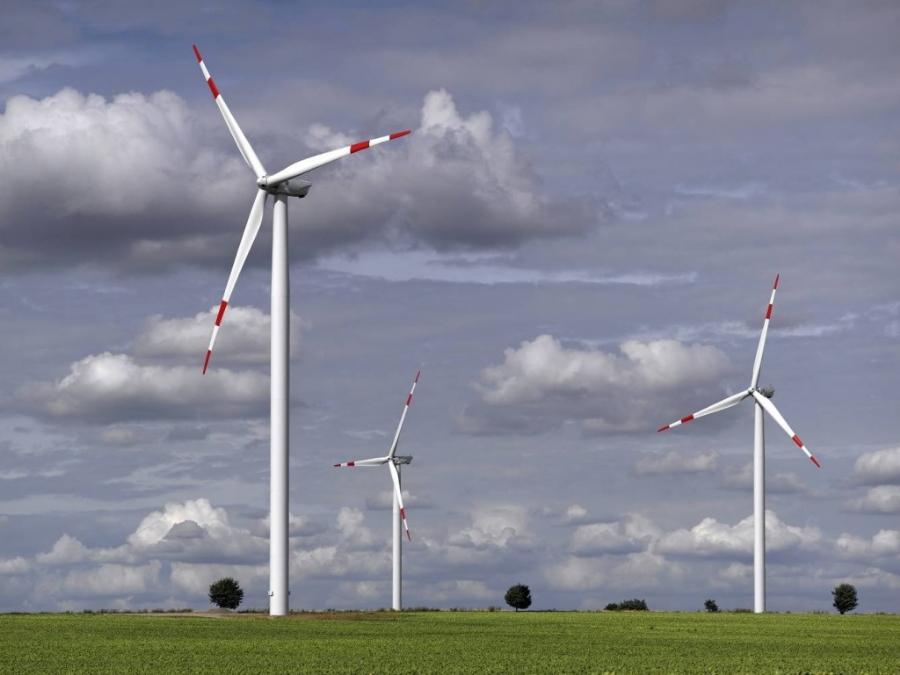 GE dünyanın ilk akıllı rüzgar türbinini üretti