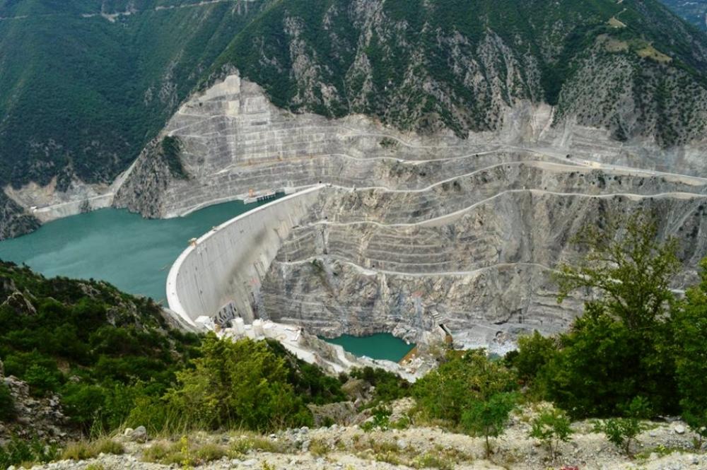Trabzon'a 3.50 MW'lık Oylum I-II  HES
