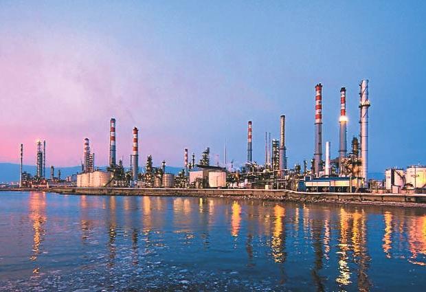 Tüpraş`ın kapasite kullanımı yüzde 4.3 arttı