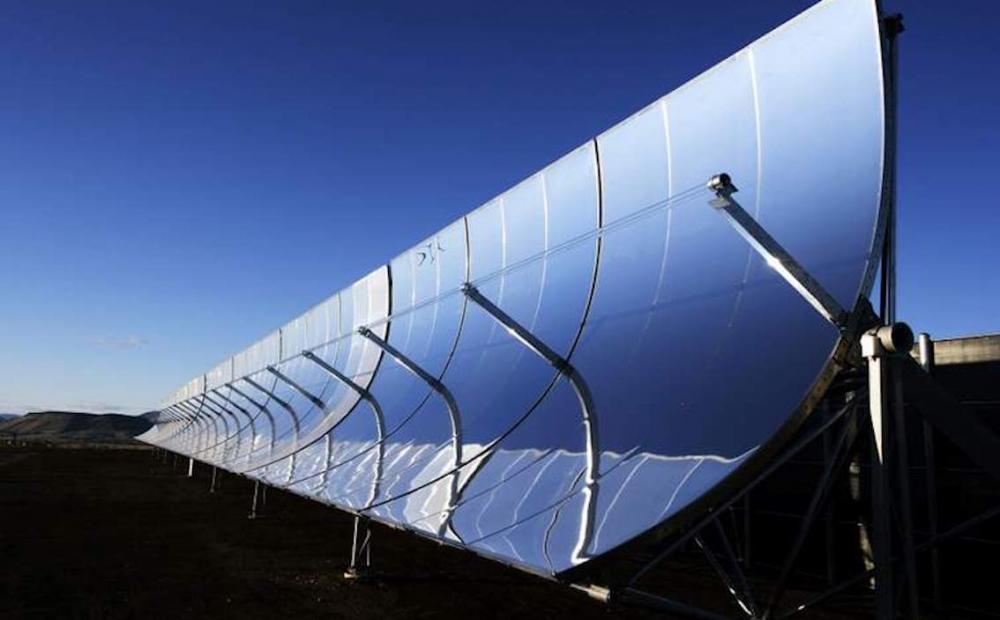 Dubai'den 1 GW'lik devasa güneş santrali