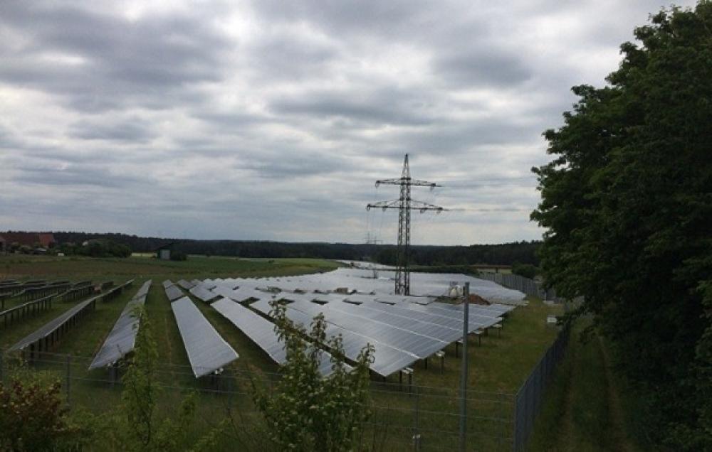 Almanya'da 5'inci GES ihalesine start