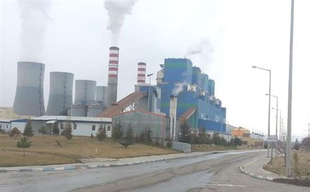 Afşin - Elbistan A Termik soğutma sistemini yeniletecek