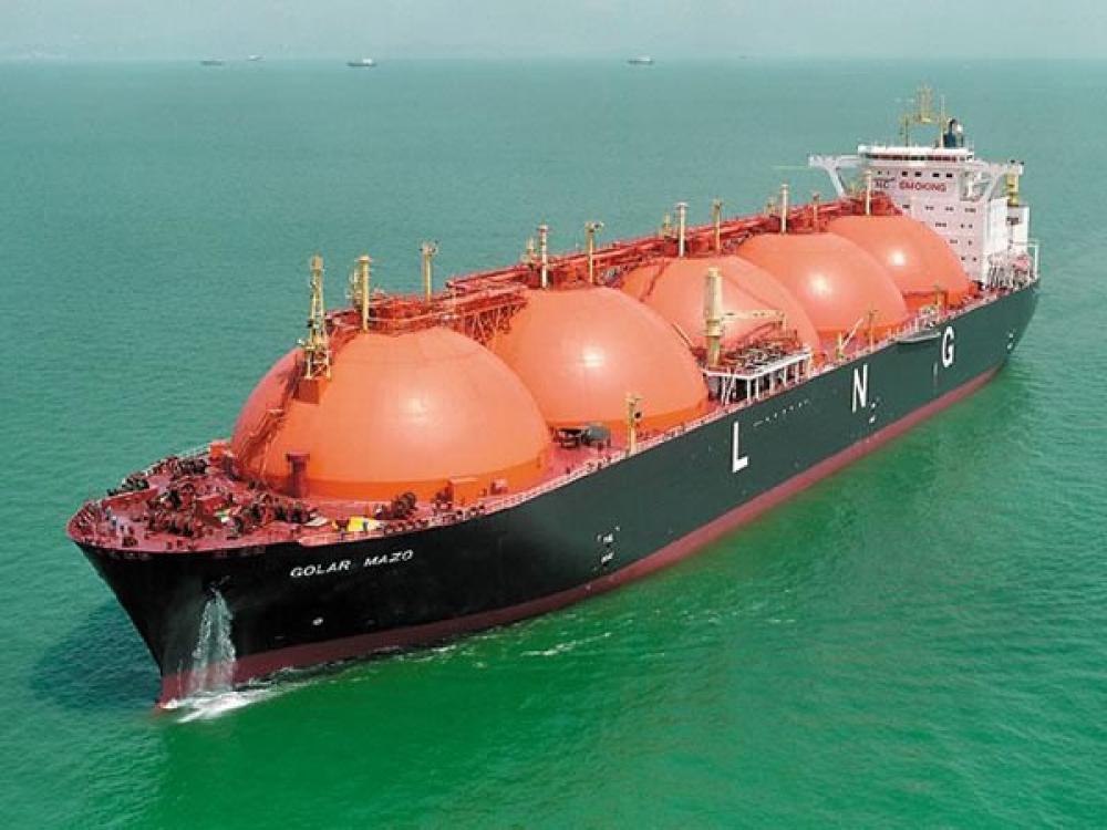 Polonya Statoil'den ilk LNG kargosunu aldı