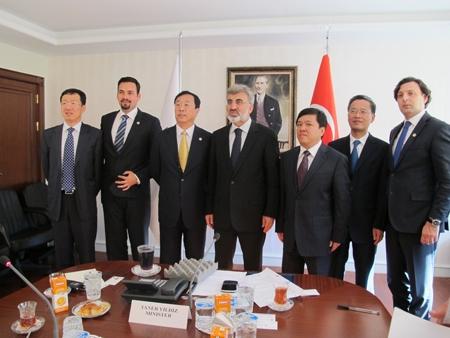 Eren Enerji 3. termik santralini Çinlilerle kuracak