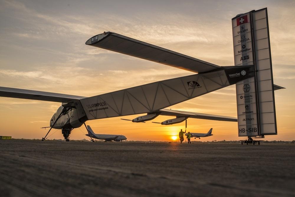 Solar Impulse dünya turunu tamamladı