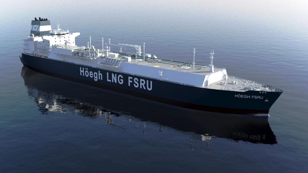 Türkiye yüzer LNG terminali satın alımını değerlendiriyor
