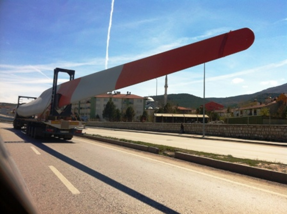 TPI, Nordex'le türbin kanadı anlaşmasını yeniledi