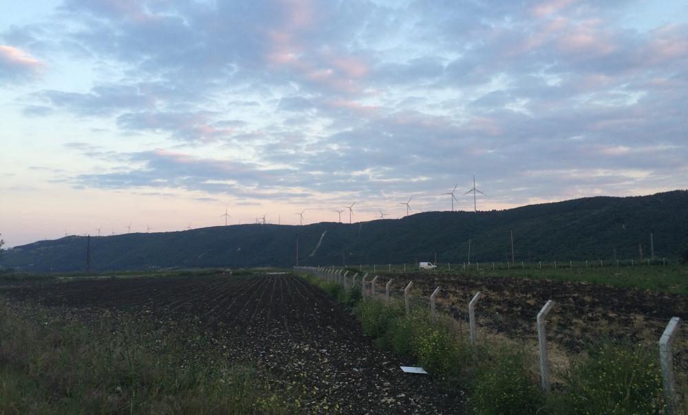 Çanakkale Ayvacık'a 25 MW'lik RES yolda