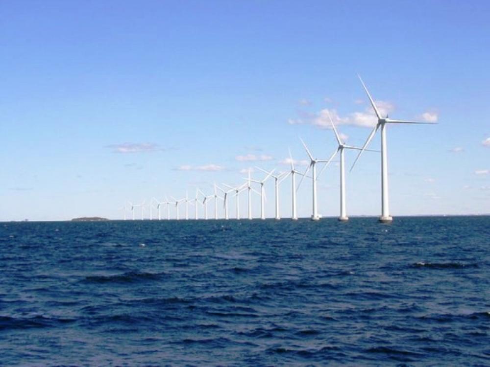 Dünyanın en büyük offshore rüzgar santrali yolda
