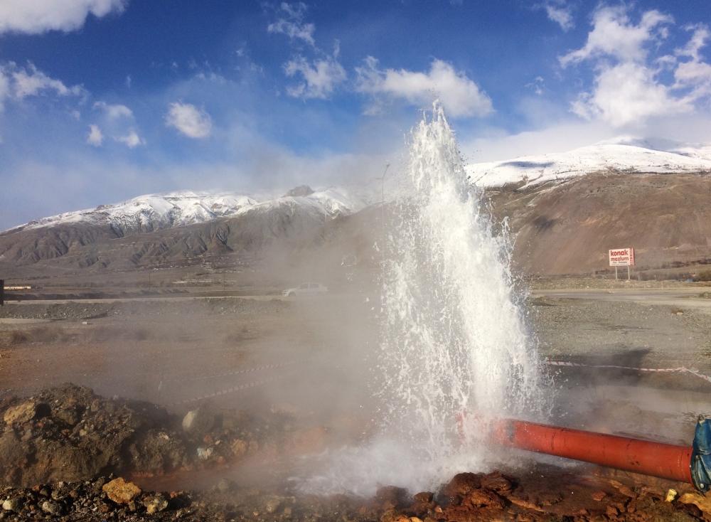 Ortadoğu Grup'tan Alaşehir'e jeotermal santral