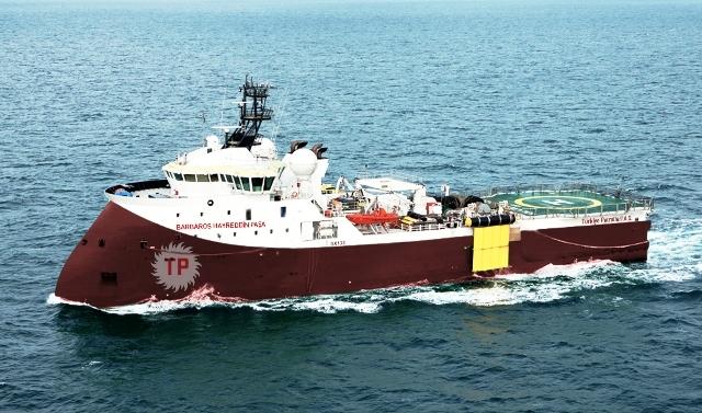 TPAO`nun sismik araştırma gemisi faaliyete hazır