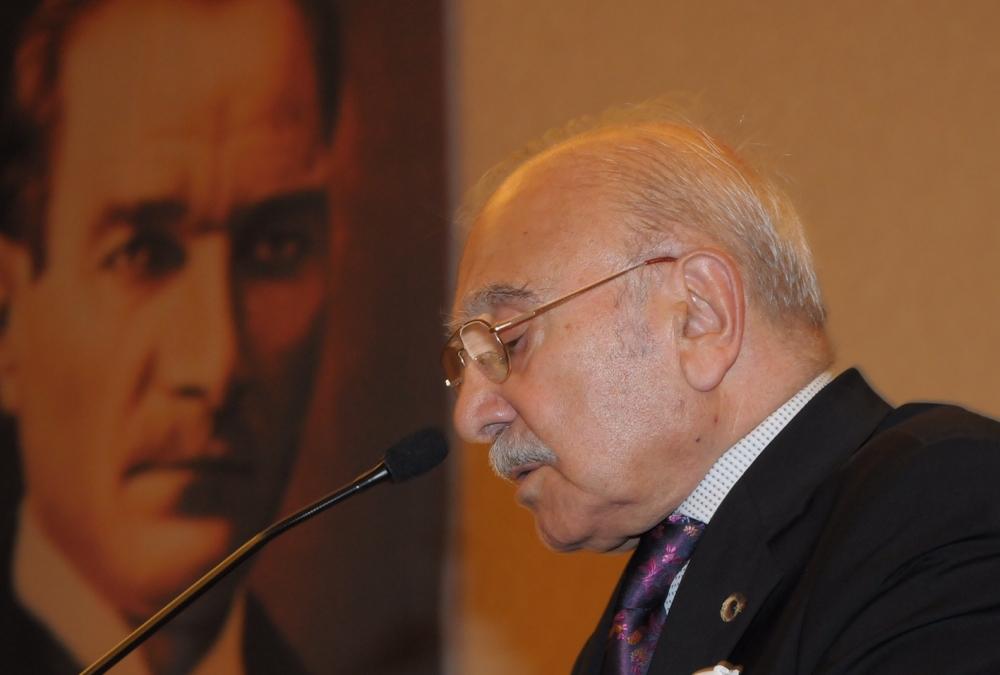 TİSK eski başkanı Refik Baydur öldü