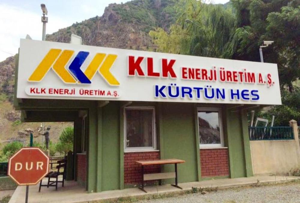 KLK Enerji'nin devredilmesine RK izni