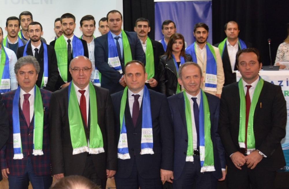 BEDAŞ Akademi, ilk mezunlarını verdi