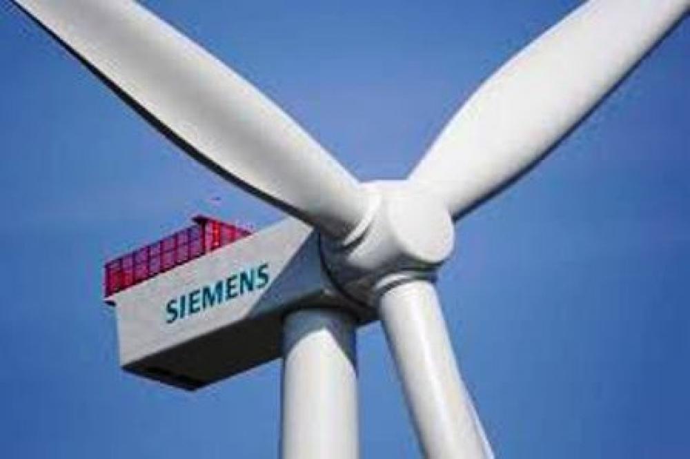 Siemens, İngiltere'de rüzgar türbini pervanesi üretecek