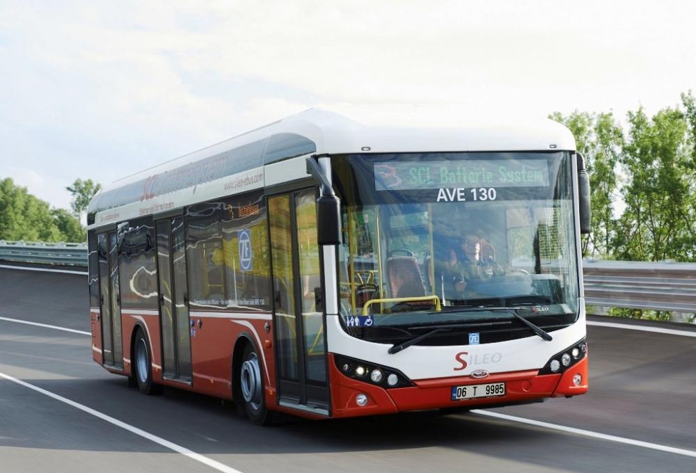Yerli elektrikli otobüsler Şubat'ta İzmir'de