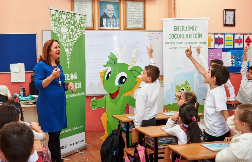 Zorlu Enerji'nin iki sosyal sorumluluk projesine ödül