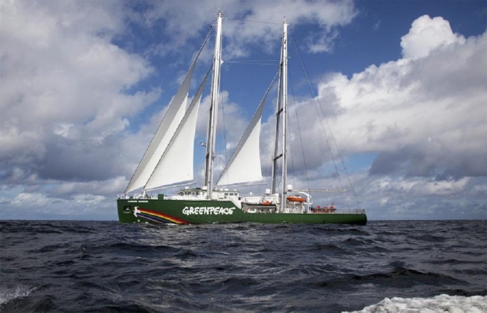 Greenpeace Akdeniz, güneşte 1 milyon çatı hedefliyor