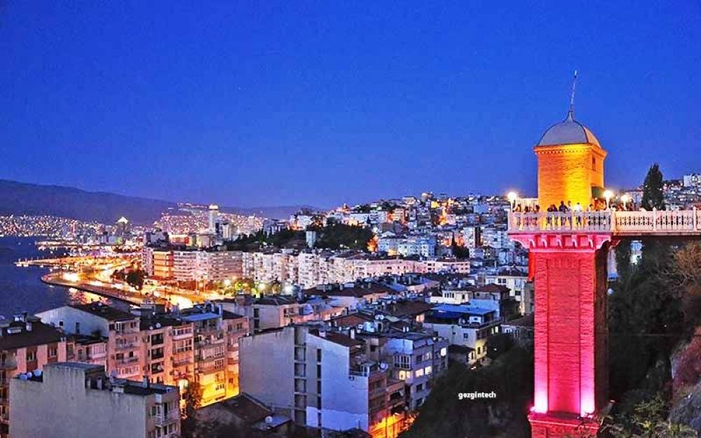 Ekim'de en fazla elektriği İzmir üretti
