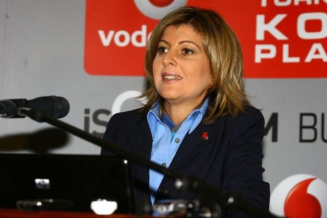 YASED`in yeni başkanı Serpil Timuray