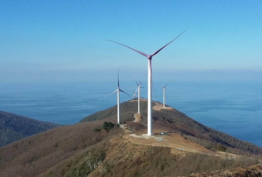 Bereket, Yalova'daki rüzgar elektriğini çoğalttı