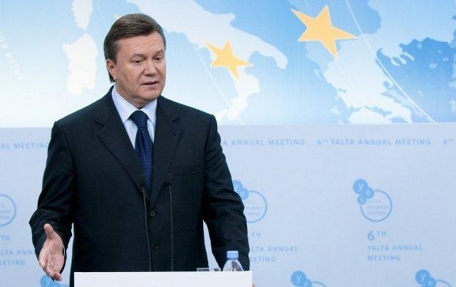 Yanukoviç: Rusya ile doğalgaz anlaşması bizi öldürüyor