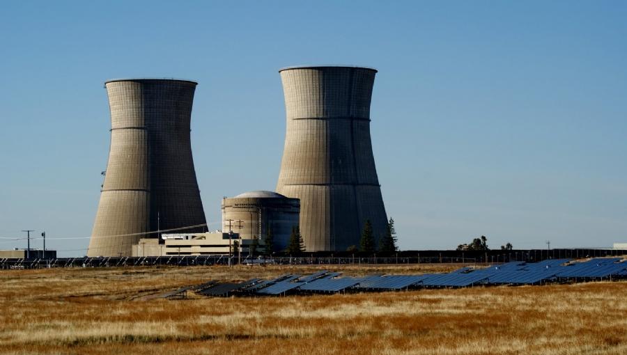 Kazakistan'dan nükleer santral girişimi