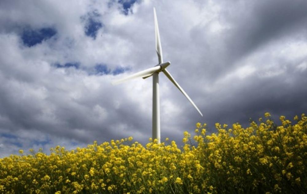 İzmir'e 20 MW'lık Gaziemir RES kurulacak