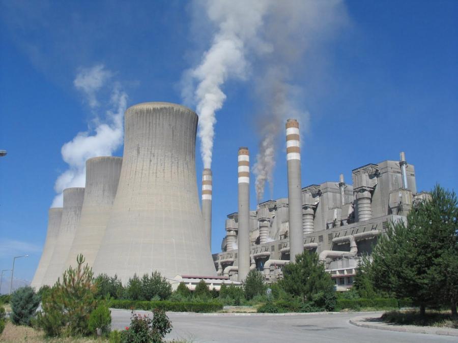 Ciner Grubu'ndan Konya'ya linyit santrali